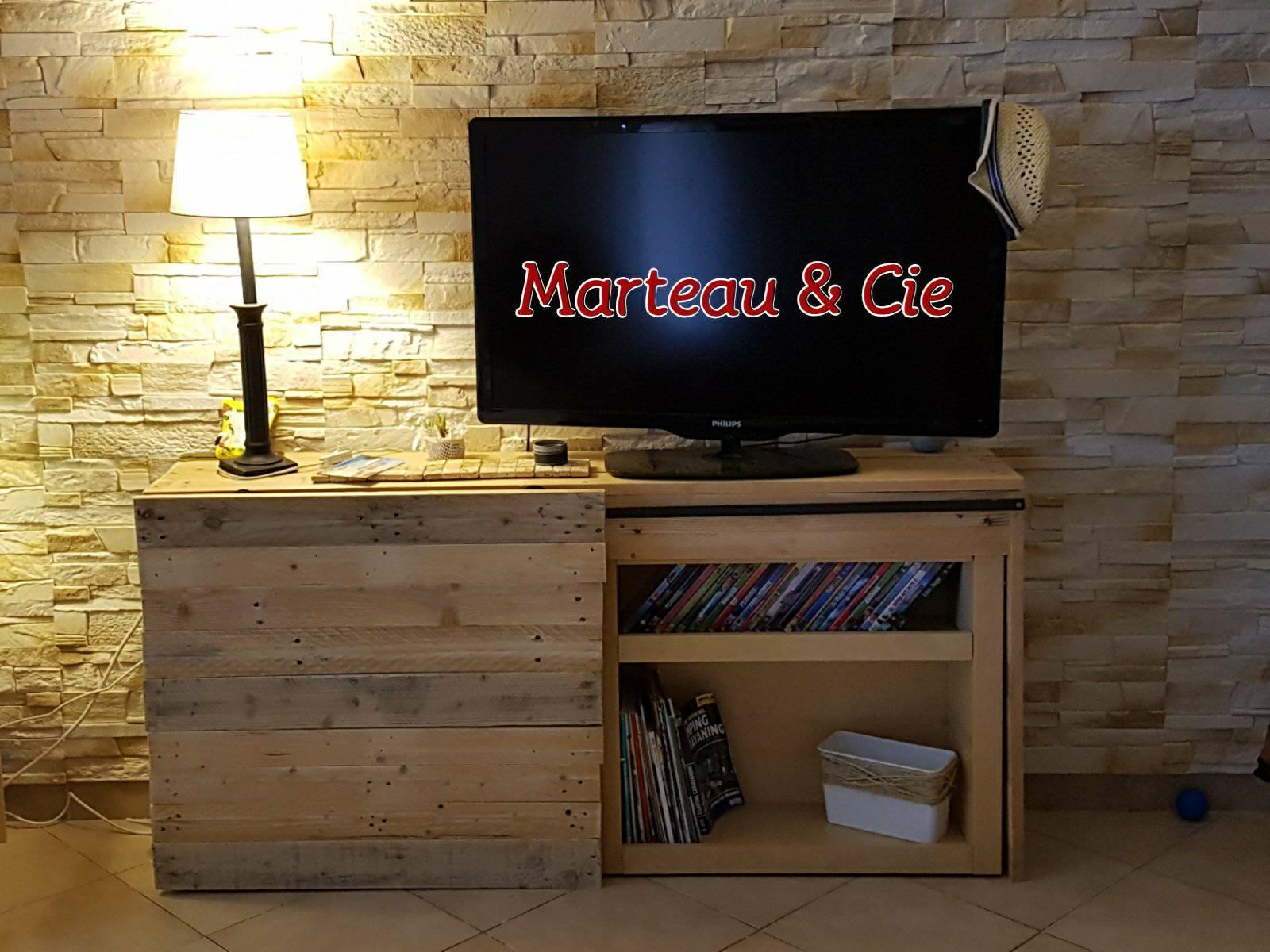 Meuble Tv Diy Cool Best Meuble Support Tv Ideas On Pinterest  # Meuble Tv Home Cinema Industriel Diy